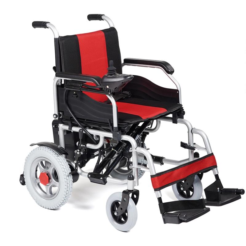 Кресло-коляска для инвалидов электрическая Армед ФС111А