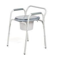 Кресло инвалидное с санитарным оснащением АРМЕД: Н020В