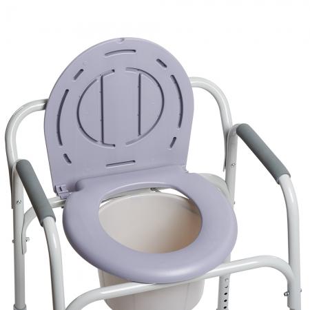Кресло инвалидное Armed ФС810 с санитарным оснащением