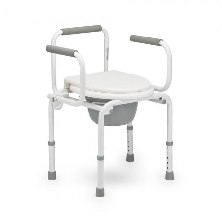 Средство реабилитации инвалидов: кресло-туалет Armed FS813