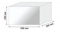 Лампа накаливания вольфрамовая Armed (синяя) (60 Вт)