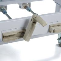 Кровать медицинская функциональная механическая Armed РС105-Б