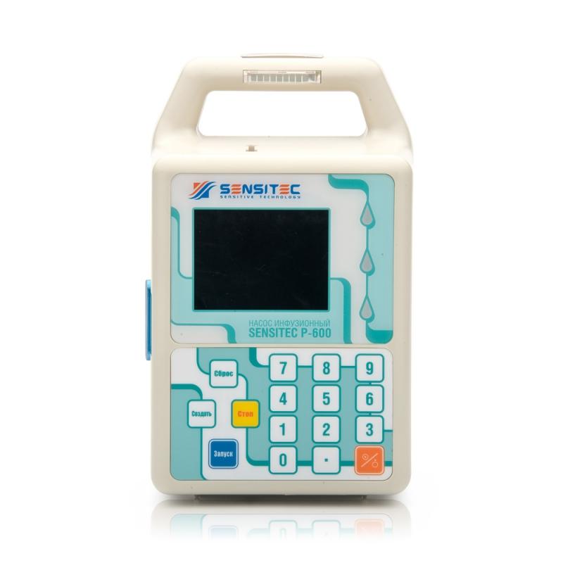 Насос инфузионный волюметрический SENSITEC P-600 с принадлежностями