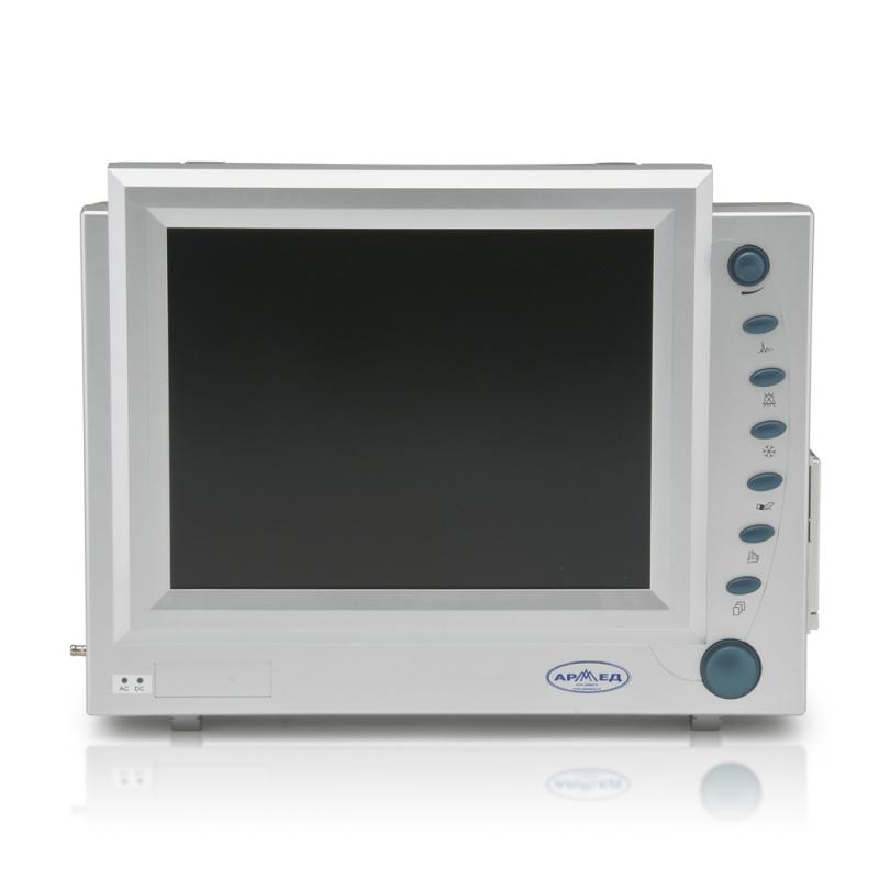 Монитор прикроватный многофункциональный медицинский Armed PC-9000b без поверки
