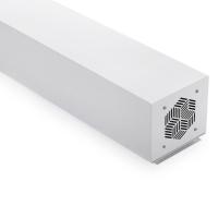 """Рециркулятор """"Армед"""" СН 211-115 М/1 выполнен с двумя УФ-лампами мощностью 15 Вт. Производительность рассчитана на обработку воздуха менее чем за 30 минут в помещении до 30 куб.м. Металлический корпус в сдержанном стиле подходит для медицинских, детских учреждений, где удачно впишется в строгий стиль интерьера.  Преимущество данной модели - в доступной стоимости и надежном исполнении.  Высокая эффективность достигнута за счет компактных размеров корпуса, где воздушный поток проходит очень близко"""