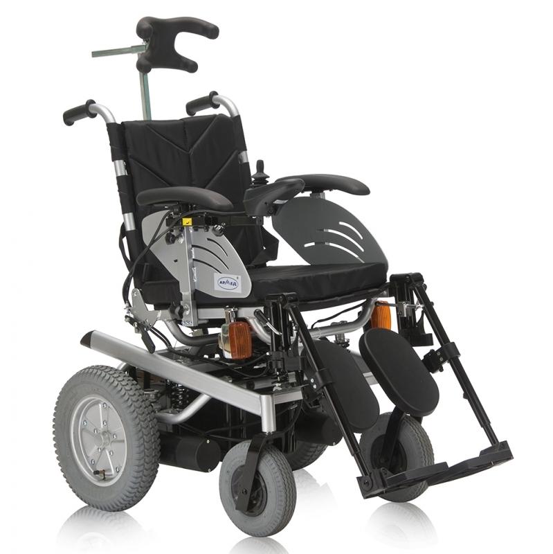 """Кресло-коляска для инвалидов электрическая """"Armed"""" FS123GC-43"""