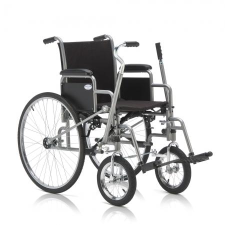 Кресло-коляска для инвалидов рычажная Armed Н 005