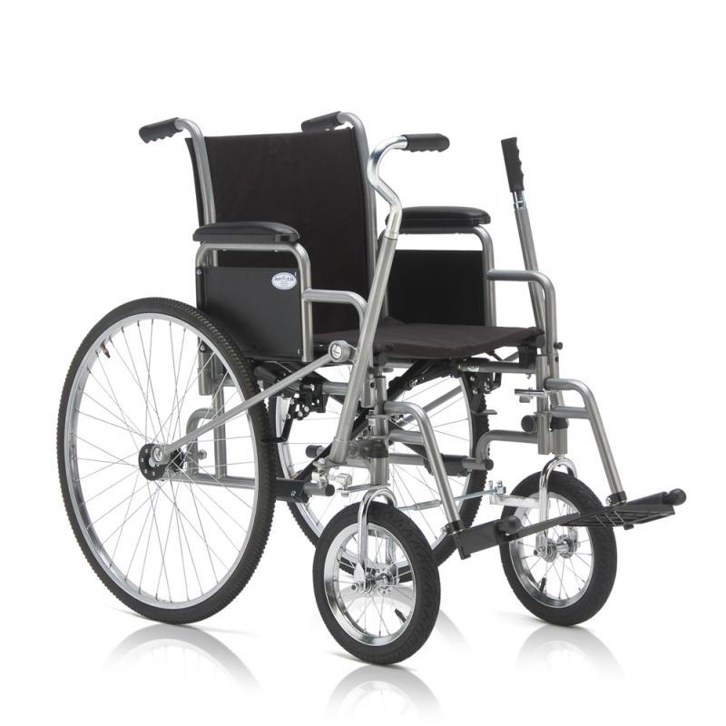 Кресло-коляска для инвалидов рычажная Armed Н 005 (для правшей)